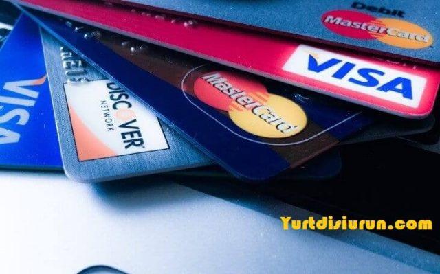 Kredi Kartınızı Yurt Dışında