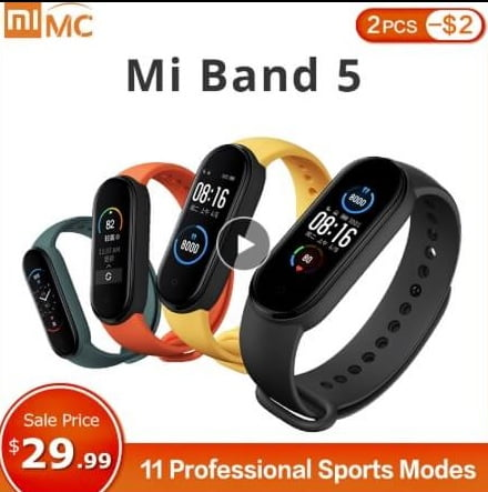 aliexpress mi band magaza